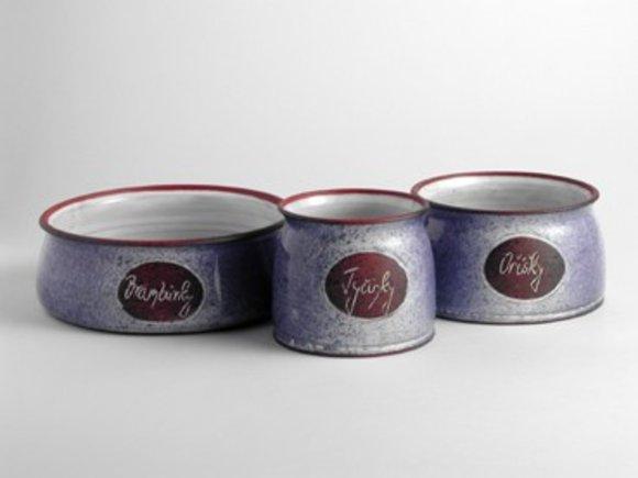 keramik sch ssel set f r salzgeb ck gro eshopnoa. Black Bedroom Furniture Sets. Home Design Ideas