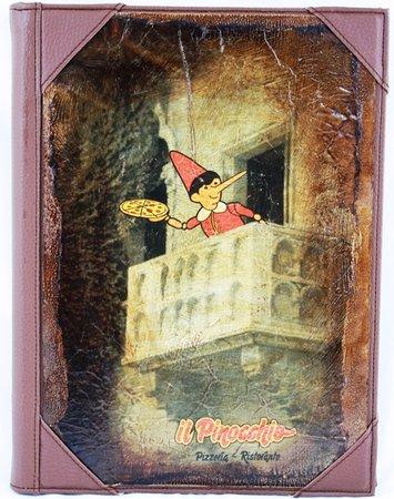 Art A4 in Pinocchio Ausführung